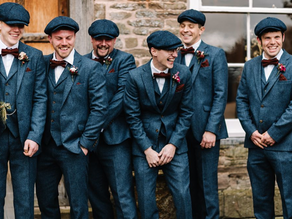 A Gentleman's Guide: What To Wear To A Wedding