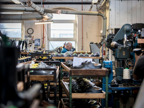 Inside the Factory: Shoemaking in Northampton