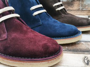 A Gentleman's Guide to Men's Suede Shoes