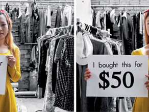 Are You Contributing to the Fast Fashion Epidemic?