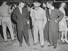 Style Through the Ages: 1940's Men's Fashion