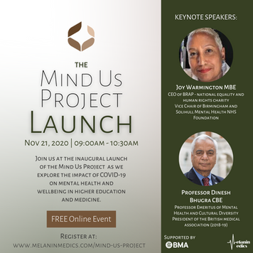 The Mind Us Project Launch
