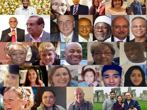 BAME Communities & COVID-19:  Why this cannot be ignored