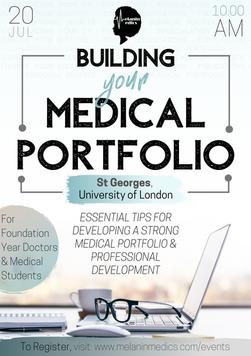 Building Your Medical Portfolio