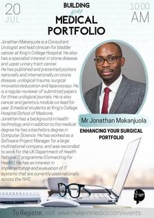 Mr Jonathan Makanjuola