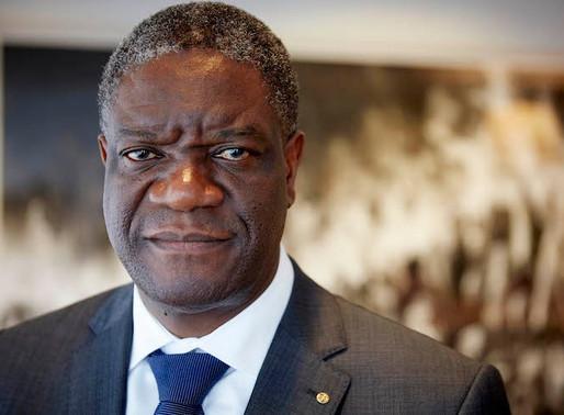 A Spotlight On Denis Mukwege