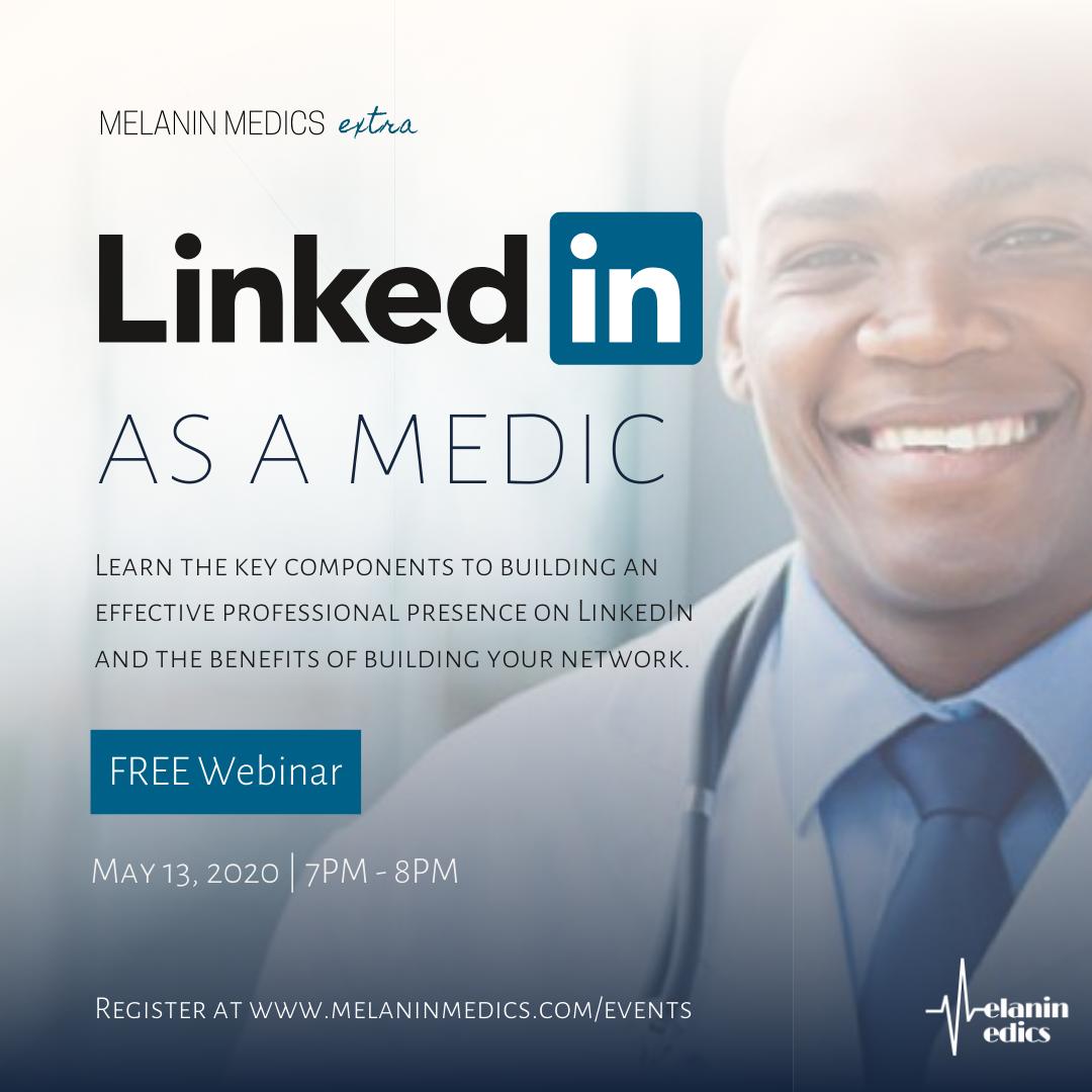 LinkedIn As A Medic
