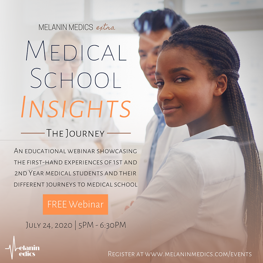Medical School Insights: The Journey