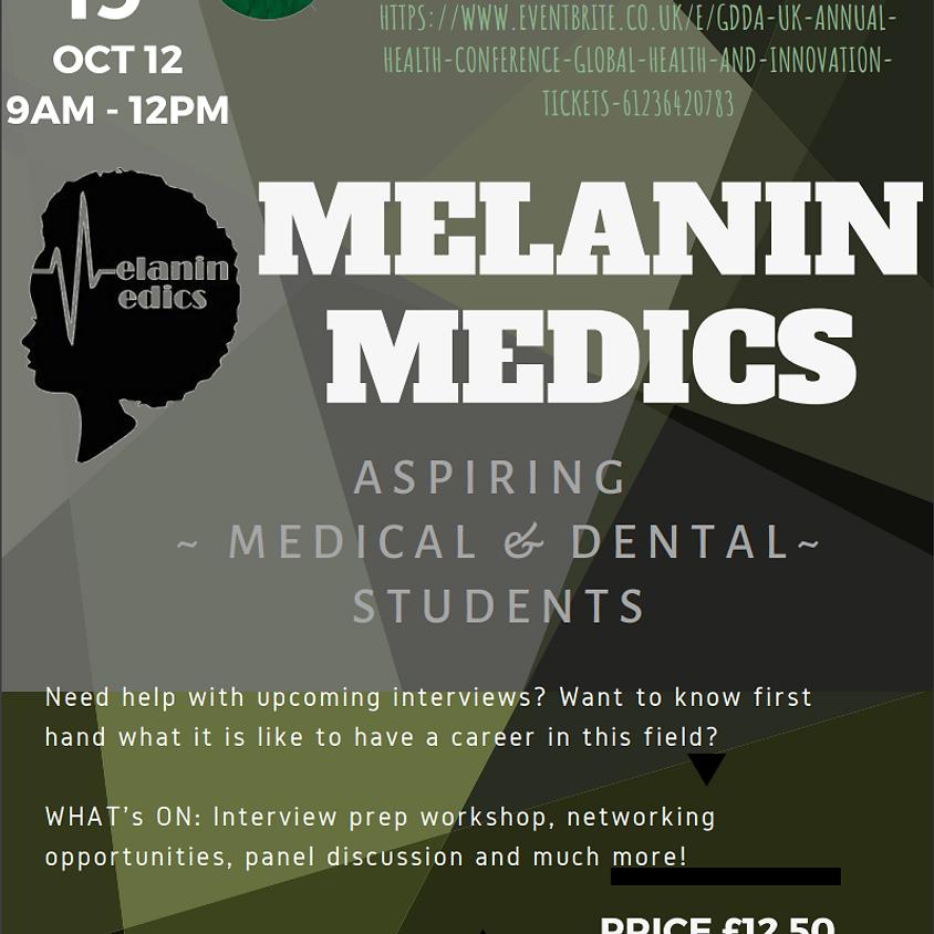 Aspiring Medical & Dental Students Workshop