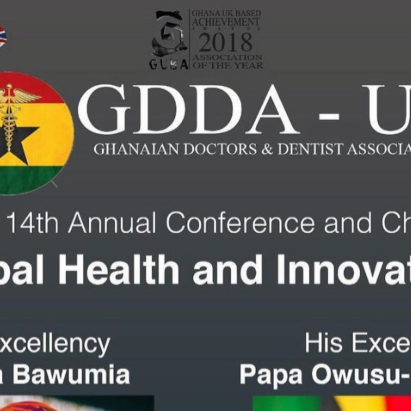 GDDA Annual Conference & Charity Gala: Global Health & Innovation