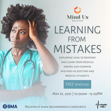 Learning from Mistakes Webinar