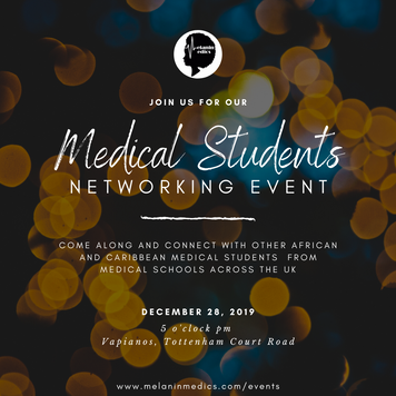 Medical Students Networking Event