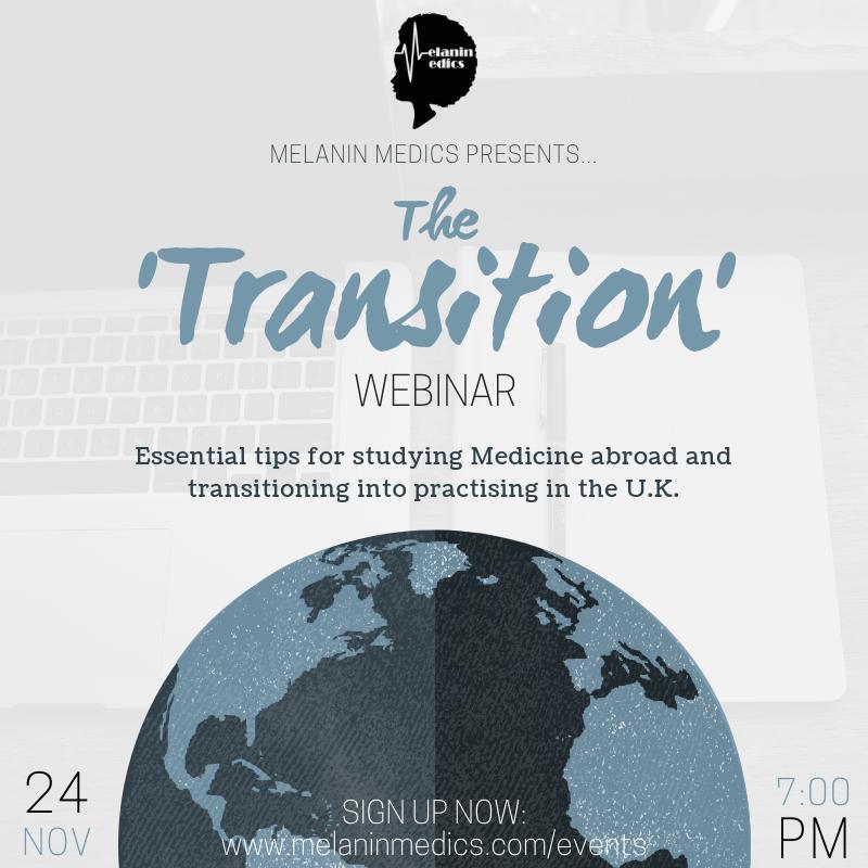 The Transition Webinar