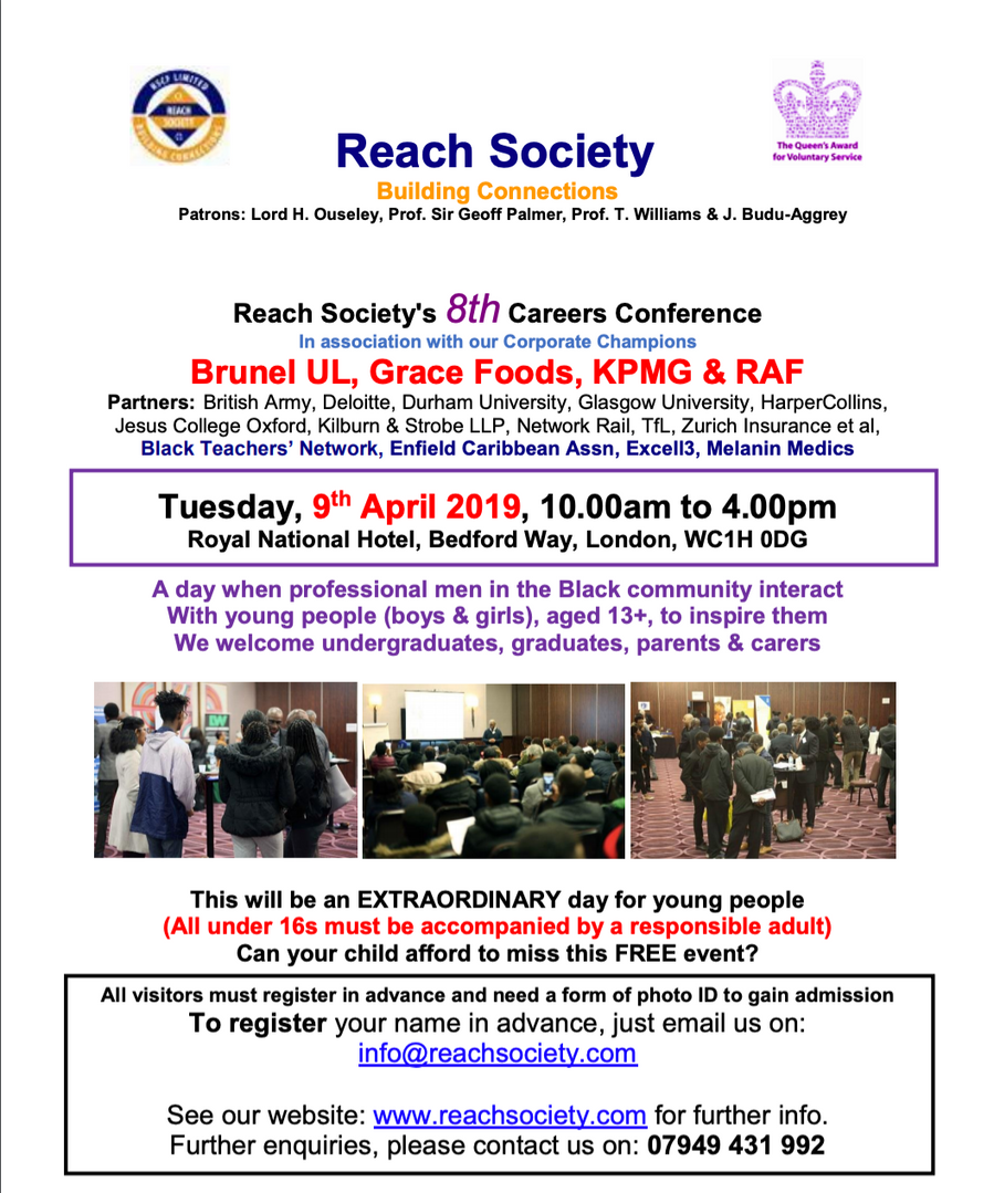 Reach Societ Careers Conference