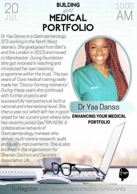 Dr Yaa Danso