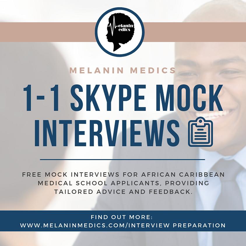 1-1 Skype Mock Interviews