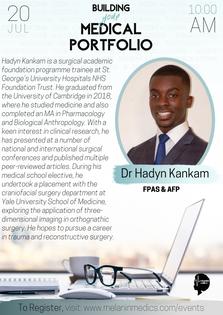 Dr Hadyn Kankam