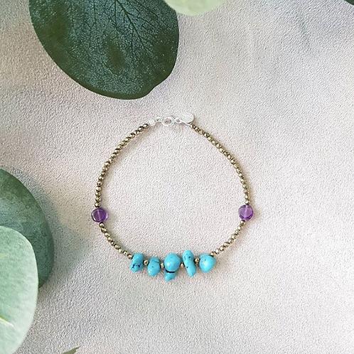 Wild princess bracelet