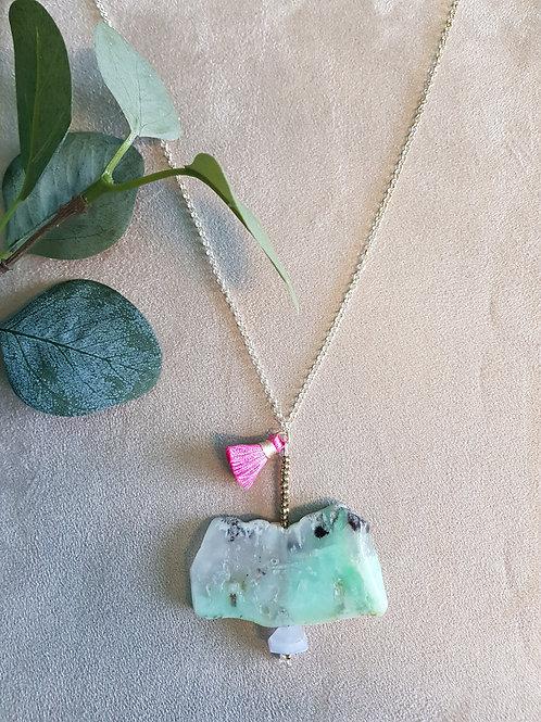Secret muntains necklace