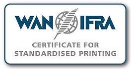 WAN-IFRA Zertifizierung Druckerei