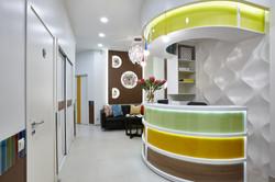 интерьер клиники