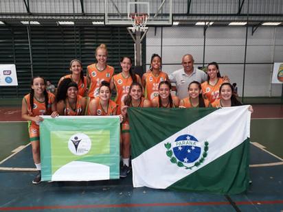 Delegação Paranaense - Brasileiro Escolar de Atletismo