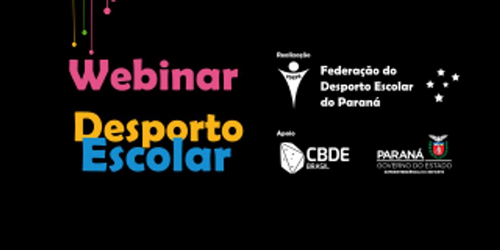 Webinar Desporto Escolar FDE - PR
