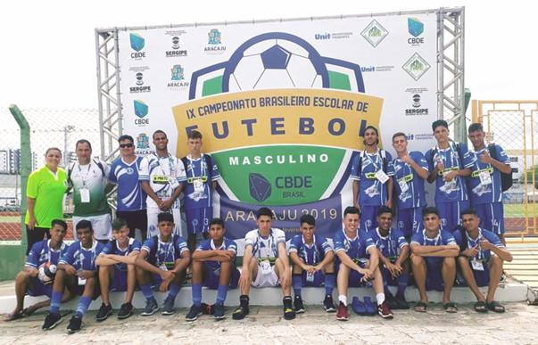 Colégio Estadual Carolina Lupion - Brasileiro Escolar de Futebol Masculino