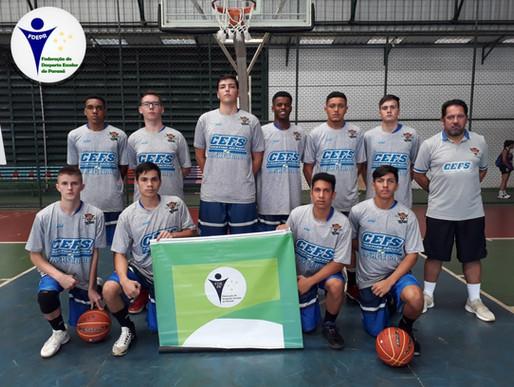 Colégio Estadual Frentino Sackser - Brasileiro Escolar de Basquetebol