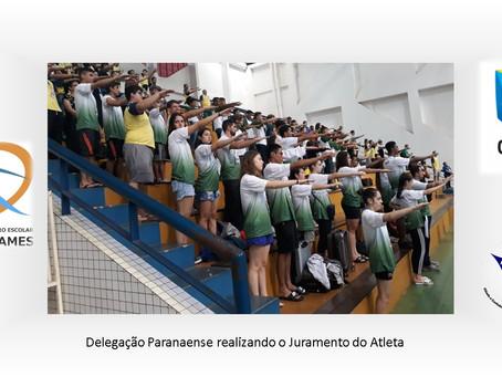 PRIMEIRO DIA DE BRASILEIRO ESCOLAR COMBAT GAMES E JÁ TEM PARANAENSE NO PÓDIO