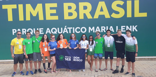 Colégio Dom Bosco - Brasileiro Escolar de Natação