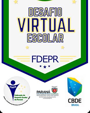 logo desafio virtual escolar