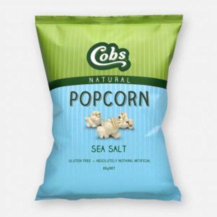 Cobs Natural Sea Salt Popcorn