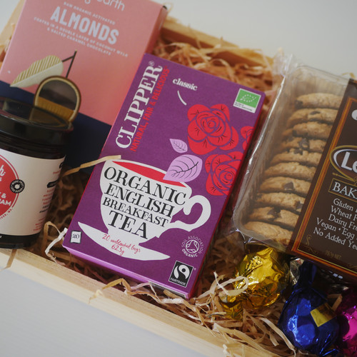 Crateful hampers hampers gluten free vegan australia negle Images