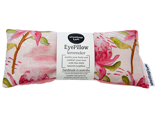 Eye Pillow Floral Pink