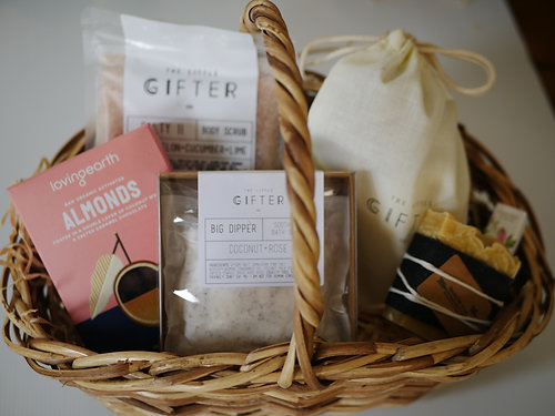 Crateful australia vegan hampers gluten free hampers perth when its all too hard basket negle Gallery