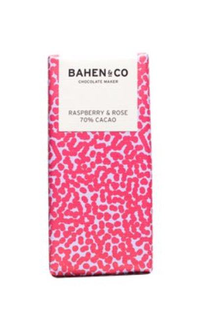 Bahen & Co. Raspberry & Rose