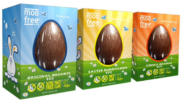 Moo free easter crateful australia vegan hampers gluten free moo free is a world leading manufacturer of dairy free gluten free organic and vegan chocolates that actually taste like milk chocolate negle Gallery