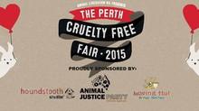 The Perth Cruelty Free Fair 2015