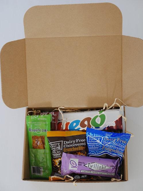 Vegan Snacker Box