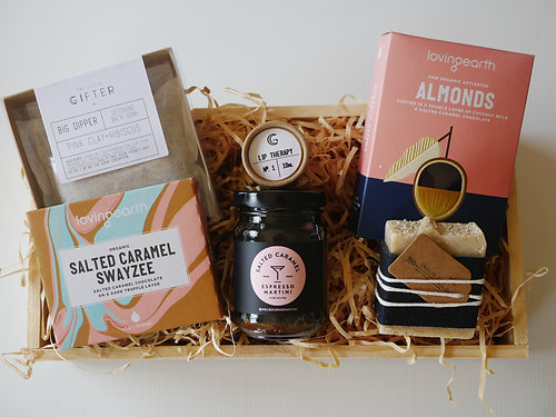 Crateful australia vegan hampers gluten free hampers perth naughty and nice crate negle Gallery