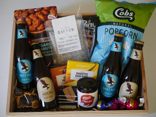 Gourmet beer and food hamper crateful australia vegan hampers gourmet beer and food hamper crateful australia vegan hampers gluten free hampers perth negle Image collections