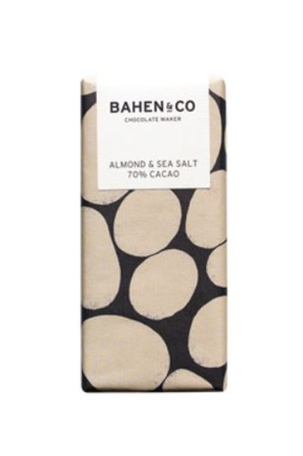 Bahen & Co. Almond and Sea Salt