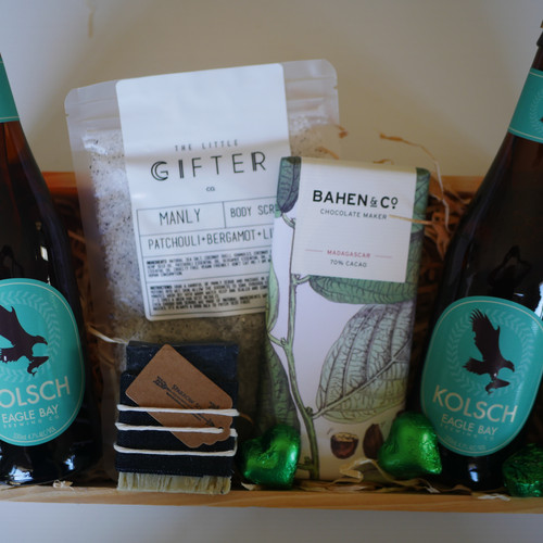 Crateful hampers hampers gluten free vegan australia negle
