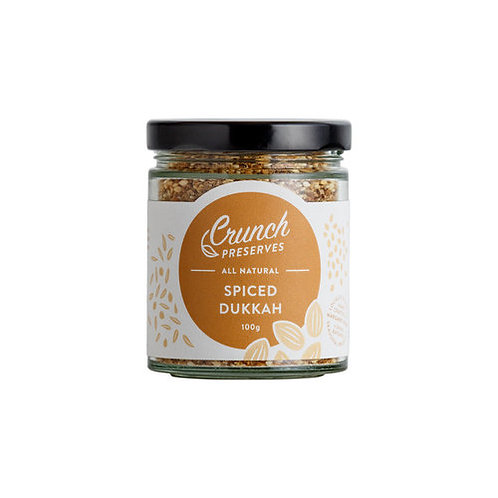 Crunch Preserves Dukkah