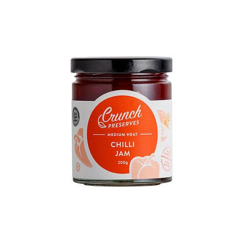 Crunch Preserves Chilli Jam