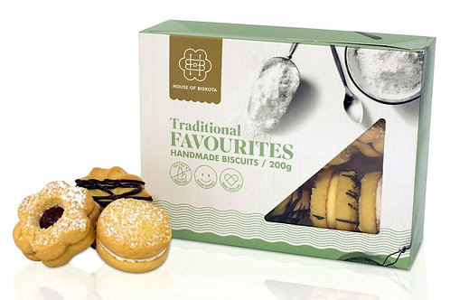 Traditional Favourites Biscuits