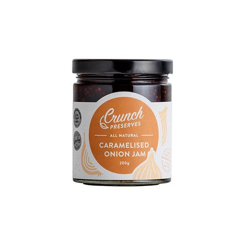 Crunch Preserves Caramelised Onion Jam