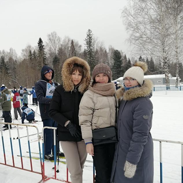 Лыжня России 2021 г.