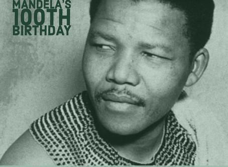 Happy Birthday, Madiba!
